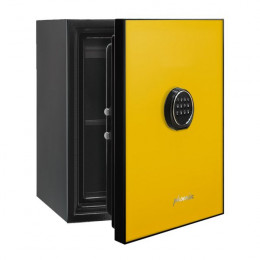 Phoenix Spectrum LS6001EY Yellow Door Luxury Fire Security Safe