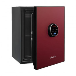 Phoenix Spectrum Plus LS6011FR Burgundy Luxury Fire Safe