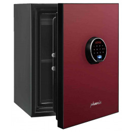 Phoenix Spectrum Plus LS6011FR Burgundy 60 min Fire Safe