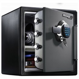 2 Hr Fire Water Digital Safe - Master Lock LTW-123GTC