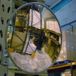 Securikey Econovex 50cm Indoor Convex Security Mirror