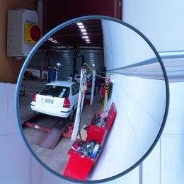 Interior Convex Deluxe Mirror 60cm - Securikey M18056J