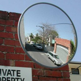 Securikey M18062S Heavy Duty Exterior Convex Mirror 600mm