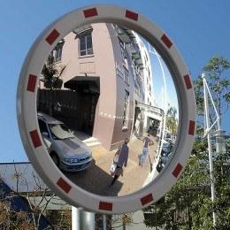 Securikey Heavy Duty Pro Series Traffic Mirror 800mm