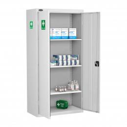 Probe MED-R Medical High Double Door Steel Cabinet