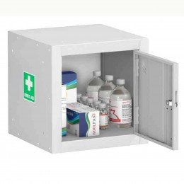 Probe Medical Cube Cabinet 460x460x460mm - door open