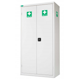 Probe Medical 8 Compartment Steel Cabinet