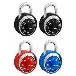 MasterLock 1503D Locker Padlock Fixed Combination Lock