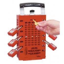 Master Lock 503R Wall/Portable Group Lock Box
