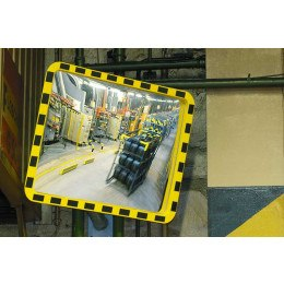 Convex Industrial Convex Mirror 40x60cm - ViewMinder G1