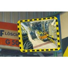 Convex Industrial Convex Mirror 80x100cm - ViewMinder G3