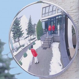 Moravia Spion 300mm Diameter Acrylic Convex Mirror