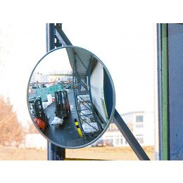 Moravia Spion 400mm Diameter Acrylic Convex Mirror