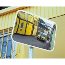 Outdoor Safety Convex Mirror - Moravia Spion 40x60cm