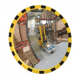 Convex Industrial Convex Mirror 60cm - ViewMinder G600
