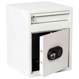 De Raat Protector MP2E £2000 Electronic Deposit Safe