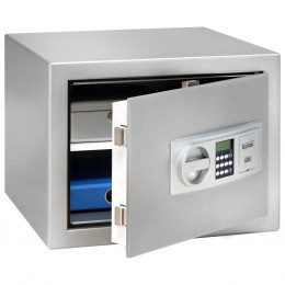 Stainless Steel Security Safe - Burg Wachter Karat Size 1 - Prop