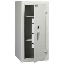 Dudley Multi Purpose Security Storage Cabinet Size 3 - door ajar