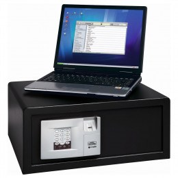 Laptop Fingerprint Digital Safe - Burg Wachter P3EFSLAP