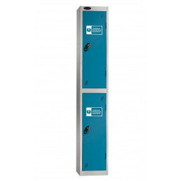 PPE 2 Door Steel Storage Locker  - Probe PPE