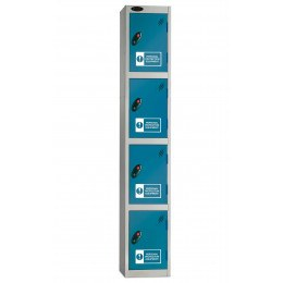PPE 4 Door Steel Storage Locker  - Probe PPE