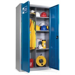 Probe PPE-I Cupboard/Wardrobe PPE Storage open
