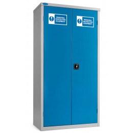PPE High Double Door Storage Cabinet - Probe