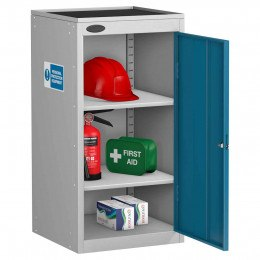 PPE Small Storage Cabinet Dished Top - Probe PPE-LD