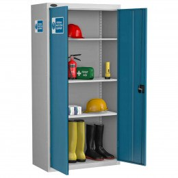 Probe PPE-J PPE High 2 Door Steel Storage Cabinet