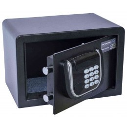 Burton Safes Primo 1E Home Digital Electronic Security Safe - Door Ajar