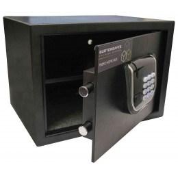 Burton Safes Primo 2E Home Digital Electronic Security Safe - Door ajar