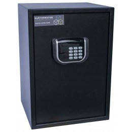 Burton Safes Primo 3E Home Digital Electronic Security Safe - Door Closed