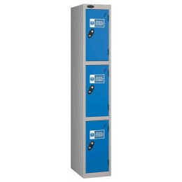 Probe PPE 3 Door Protection Equipment Key Lock Locker