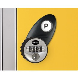 Probe Type P Reprogrammable 4 Digit Combination Lock