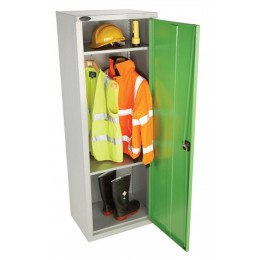 Probe 1 Door High Capacity Storage Locker 610Wx460D Key Lock