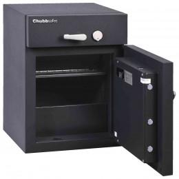 Chubbsafes ProGuard DT60 Eurograde 2 Cash Deposit Safe - Door Open