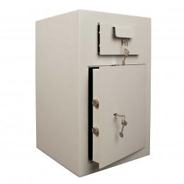 Cash Deposit Drop Safe - De Raat Protector PT-D3 Key Locking