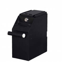 De Raat Protector CBB Basic Under Counter Cashbox black