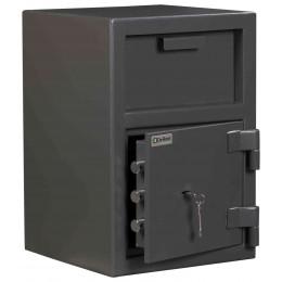Protector Deposit Cash Plus 1K Key Locking Cash Deposit Safe