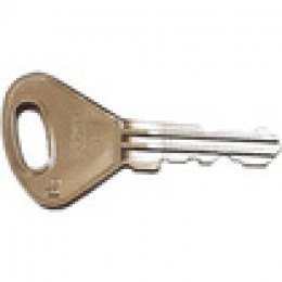 QMP Locker and Cabinet Key for 3 and 5 Digit Series Locks