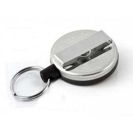 KEY-BAK RBHLD Key Reel 120cm Kevlar Cord with Belt Loop showing