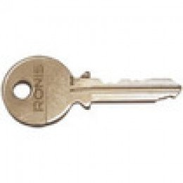 Replacement Key for Ronis 3M Series Locks - Key Series 3M0001-3M3000