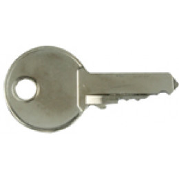 Replacement Key for Ronis C Series Locks - Key Series C11111-C44444