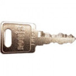 Replacement Key for Ronis SM Series Locks - Key Series SM001-SM200