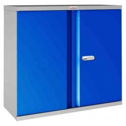 Phoenix SCL0891GBE 2 Door Blue Electronic Steel Storage Cupboard