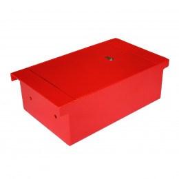 Securikey Strongbox Euro Cylinder Lock Floorboard Safe