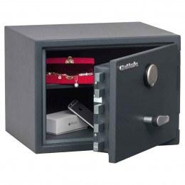 Chubbsafes Senator M1K Grade 1 Key Lock Fire Safe door ajar