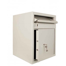Key Lock Deposit Safe £2000 Rated - De Raat Protector MP2K