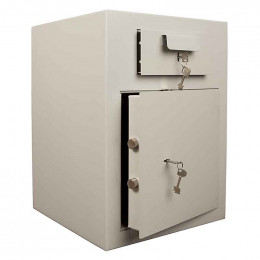 De Raat PT-D2 Key Locking Deposit Safe