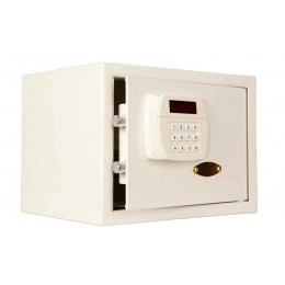 De Raat Protector D25-MOS Hotel Digital Electronic Safe - door open